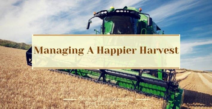 happier harvest