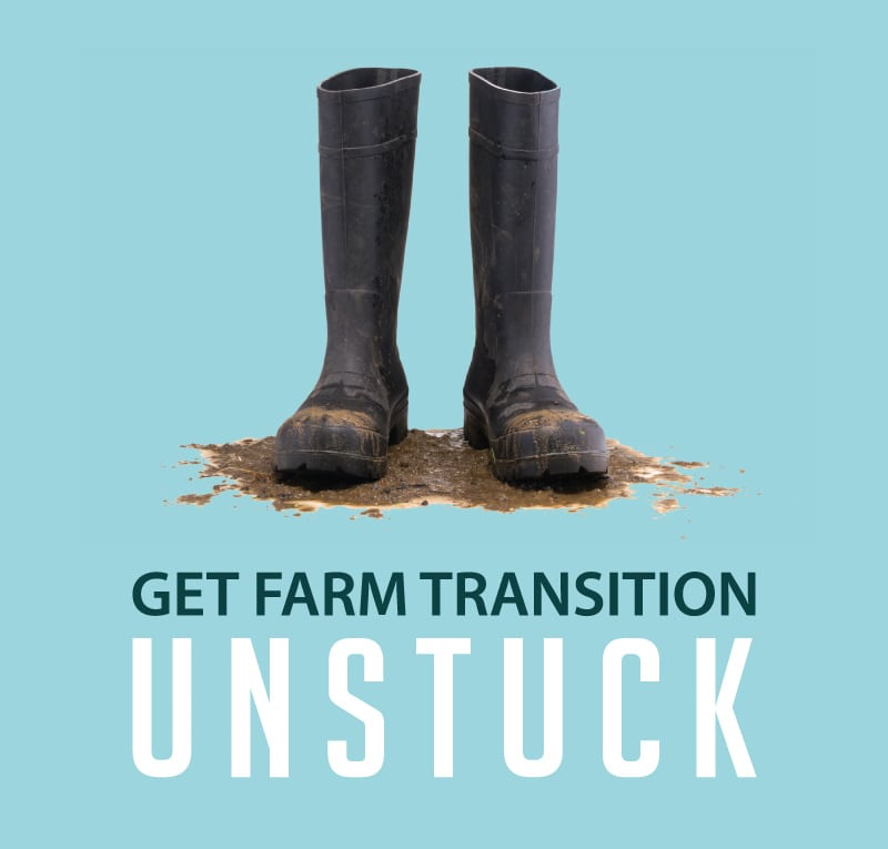 Get Farm Transition Unstuck Online Course