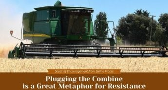 Plugging the Combine is a Great Metaphor for Resistance