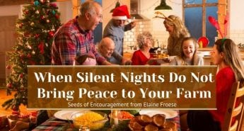 When Silent Nights Do Not Bring Peace to Your Farm