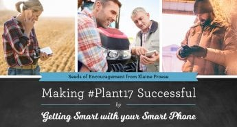 Making #Plant17 Successful by Getting Smart with Your Smart Phone