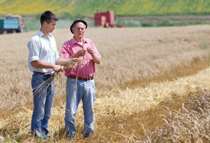 Farm transition - communication