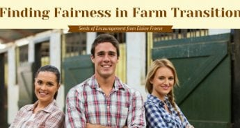 Finding Fairness in Farm Transition