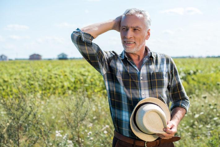 Healing Stories - Happy Farmer