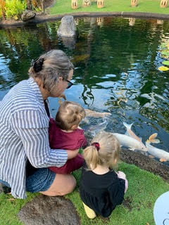 Farm Retirement: How much time to commit to caring for grand-children image