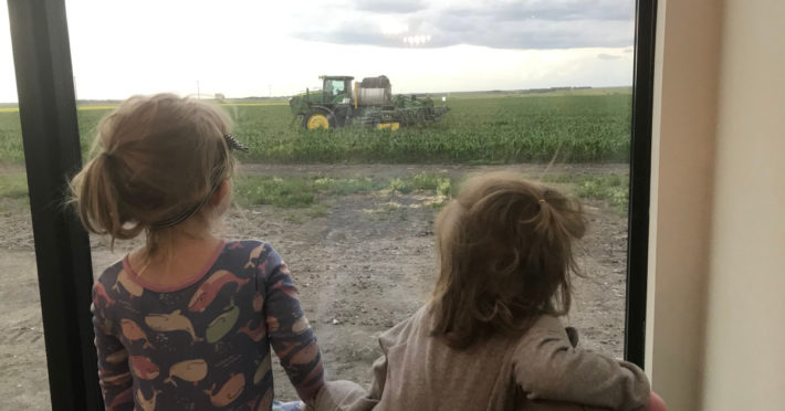 time off the farm child care image