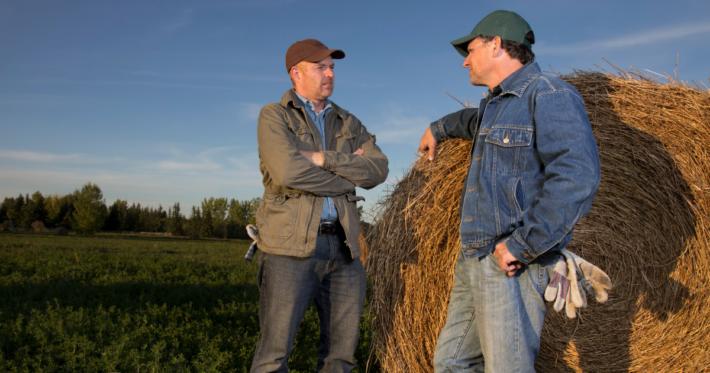 farm transition plan role of communication image