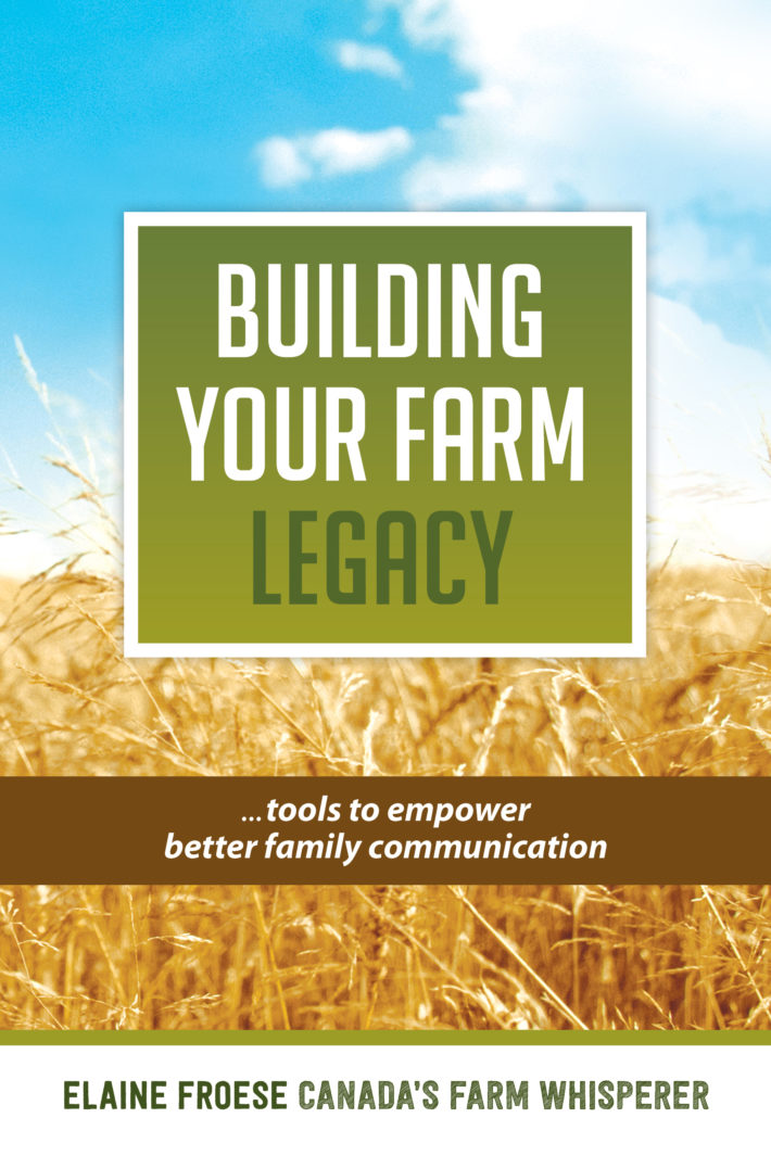Building Your Farm Legacy book cover