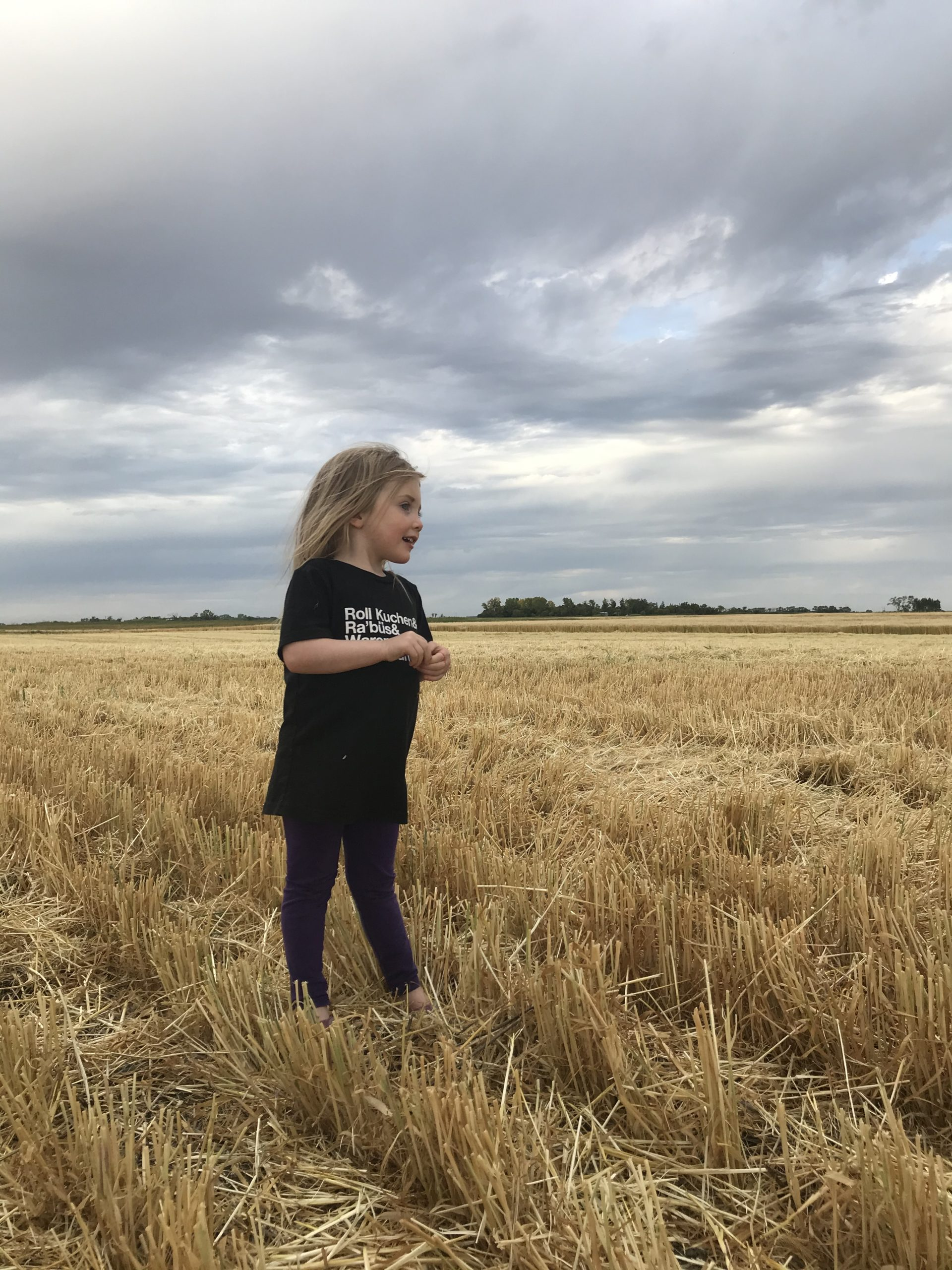 child in field inspiration for farmers