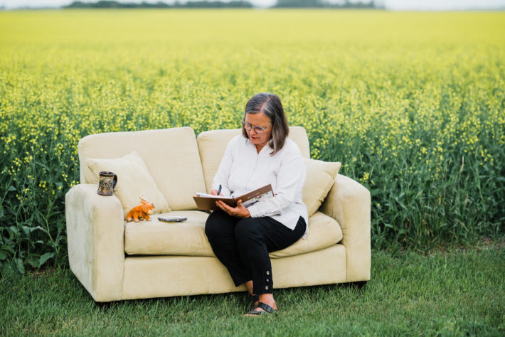 elaine froese inspiration for farmers